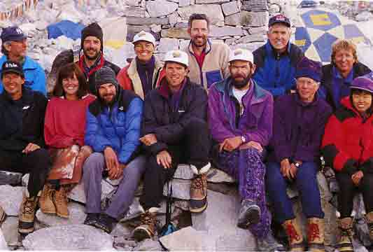 a history of the tragedy of climbers on mount everest in 1996 Yet, miracles do happen, and a 1996 tragedy featured in the movie,  a russian  climber rescued us alpinists on top of mt everest history.